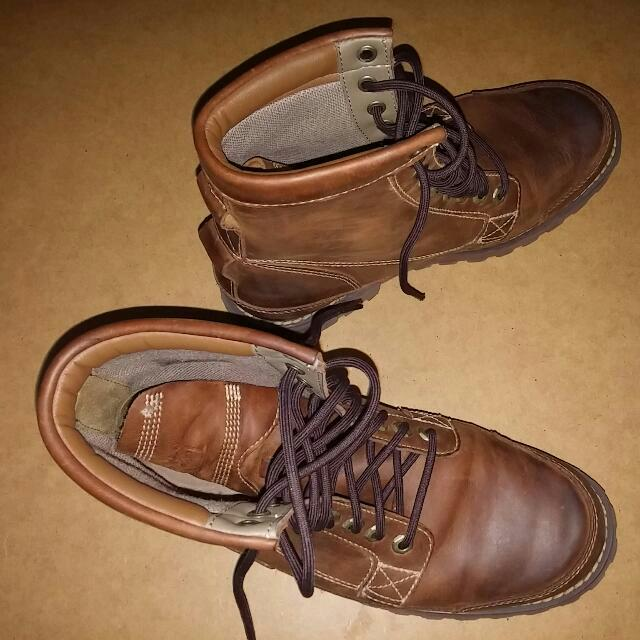 53946b562bb7 Timberland Earthkeepers Original Leather 6-Inch Boots (Size  US 8W ...