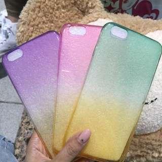 [全新]iPhone6/6plus 漸層手機殼(果凍套)(單個)