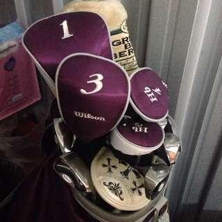 Wilson Women's Golf Set
