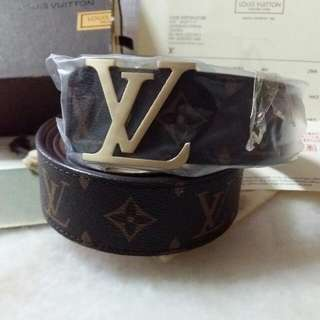 LV belt. I did not take over the new