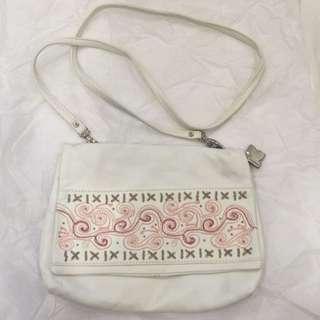 K.H Design專櫃小羊皮皮包