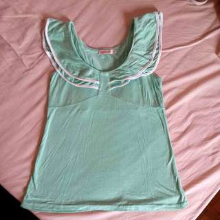 [PRE-LOVED] Fairy Sleeveless Top