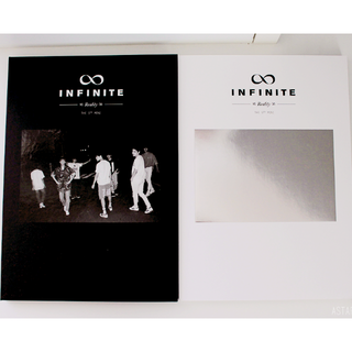Infinite Limited Edition Reality Album