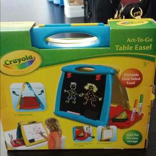 Crayon Art Easel Stand. BRAND NEW