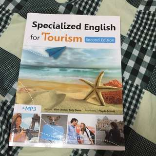 Specialized English For Tourism .