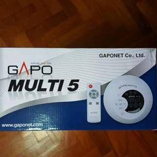 Gapo Multi 5 (Air Pressure Circulation Device)