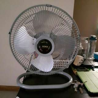 Stainless Electric Fan - Sona