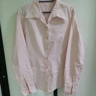 Size 40/L/XL - Authentic Raoul Pink Formal