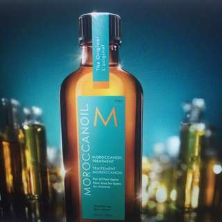 摩洛哥洛油 Moroccanoil