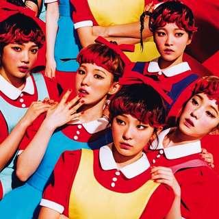 [Instock] Red Velvet - The Red