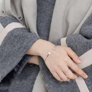 方形開口設計手環