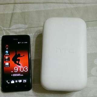 HTC J 紅色 二手
