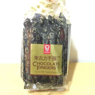 缺貨,香港Garden嘉頓 朱古力手指餅乾(原味/橙味/草莓/香蕉)