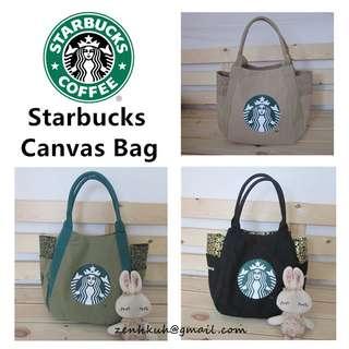 In Stock ★ Starbucks Shoulder Bag★ Starbucks Bags★ 3 Colours