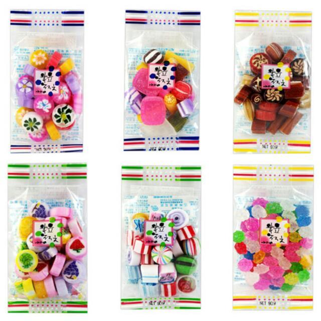 日本花糖果