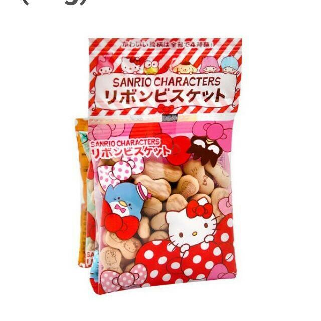 三麗鷗蝴蝶造型餅乾