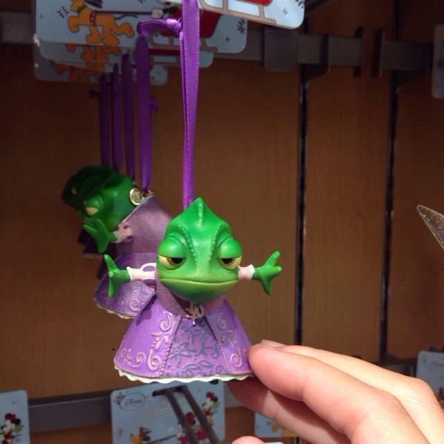 迪士尼 聖誕吊飾 魔髮奇緣