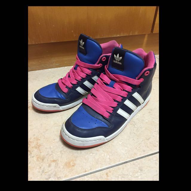 Adidas 高筒球鞋✨