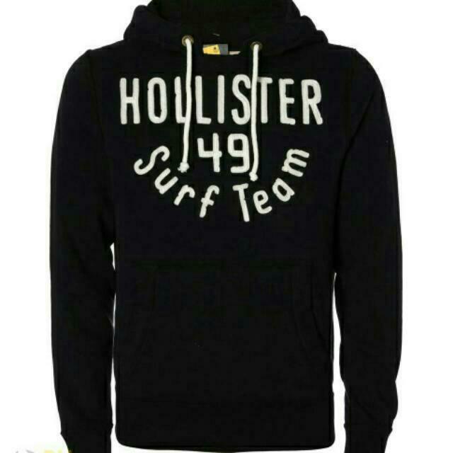 男Hollister帽T