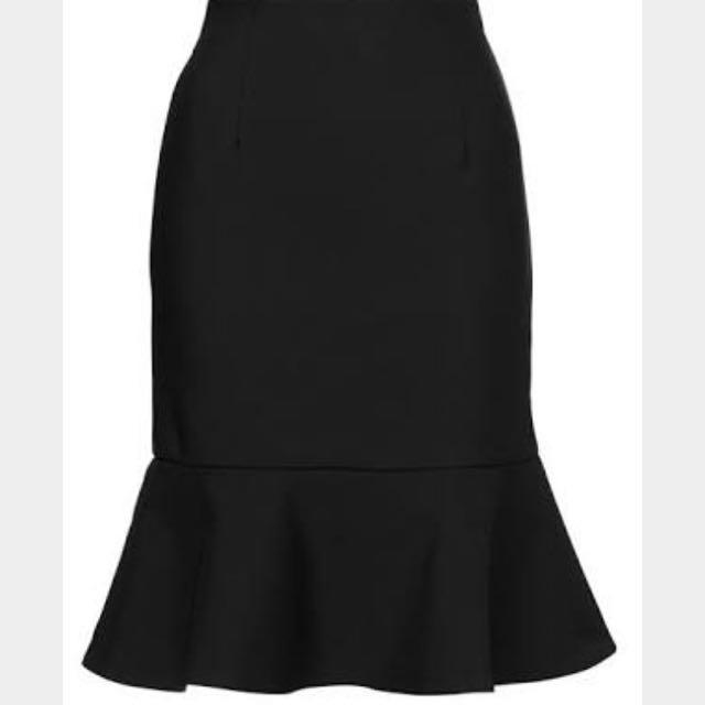 Kookai Scuba Flip Skirt Size 6 e3d0bd831