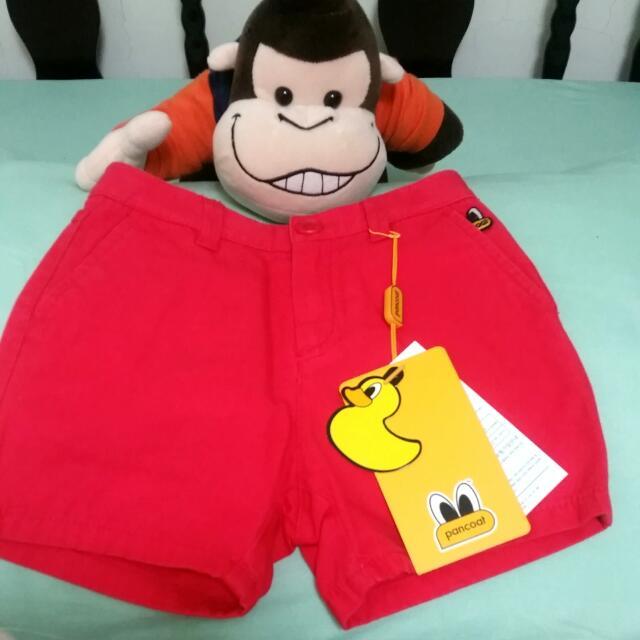 pancoat童裝短褲