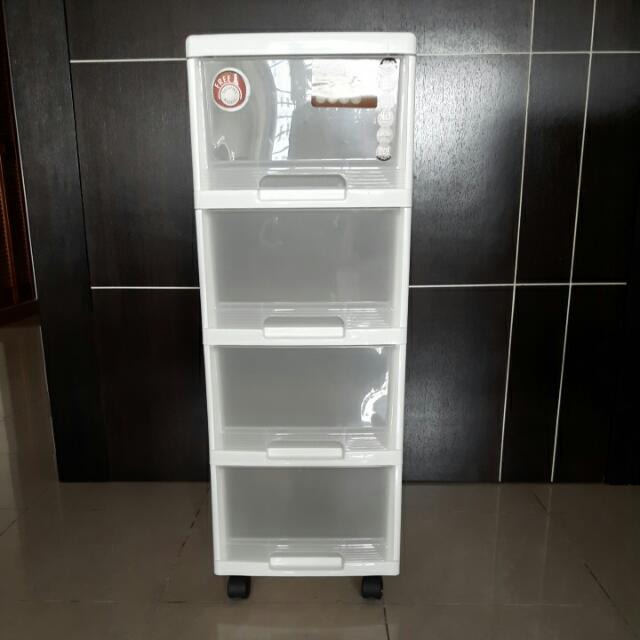 Plastic Drawer / Containers