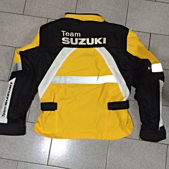 Suzuki 防摔衣 Xl