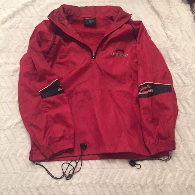 Vintage Slazenger Jacket / Top W/hood