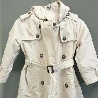 歐美時尚風衣外套