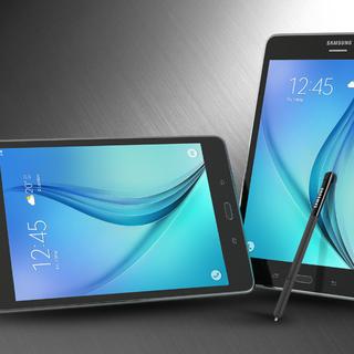 Samsung Galaxy Tab A with S Pen (8.0, 4G) Black