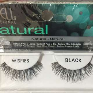 Ardell False Lashes - Wispies (black)