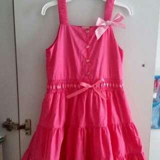 Pink Princess Dinner Dress