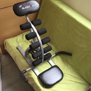 Blackpower Abdomen Exercise Machine
