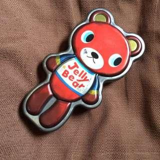 Jelly Bear 復古鉛筆盒