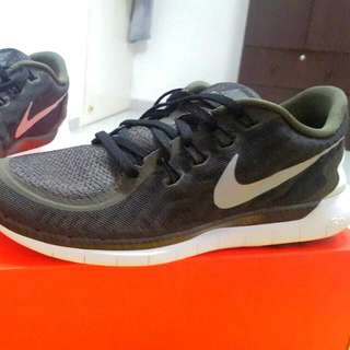 Brand New Nike Free 5.0