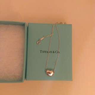 Tiffany & Co. 純銀項鍊