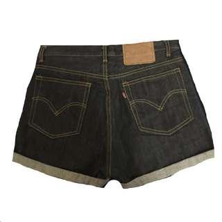 Levi's古著短褲