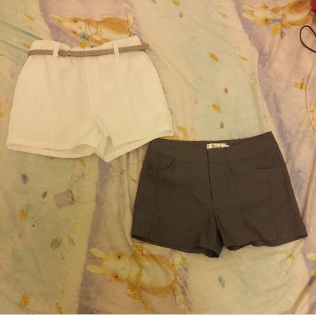 全新✨一件200兩件300含運 Sweesa 西裝短褲