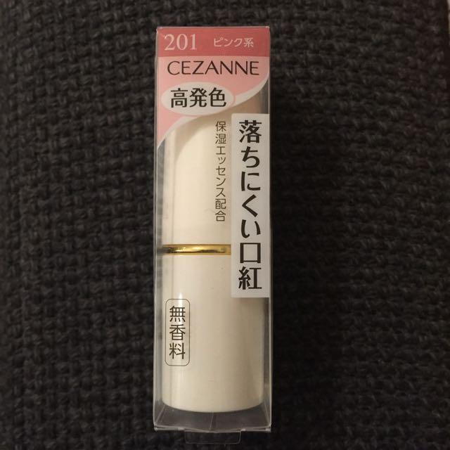 Cezanne#201全新口紅