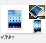 iPad 3 64G White (LTE Cellular+Wifi, 3rd generation iPad)