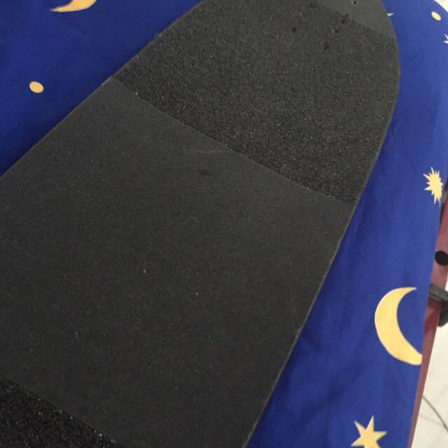 longboard deck (Arbiter 36)
