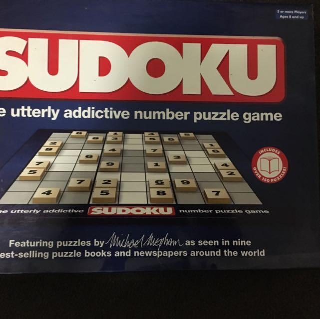 Sudoku Addictive Puzzle Game