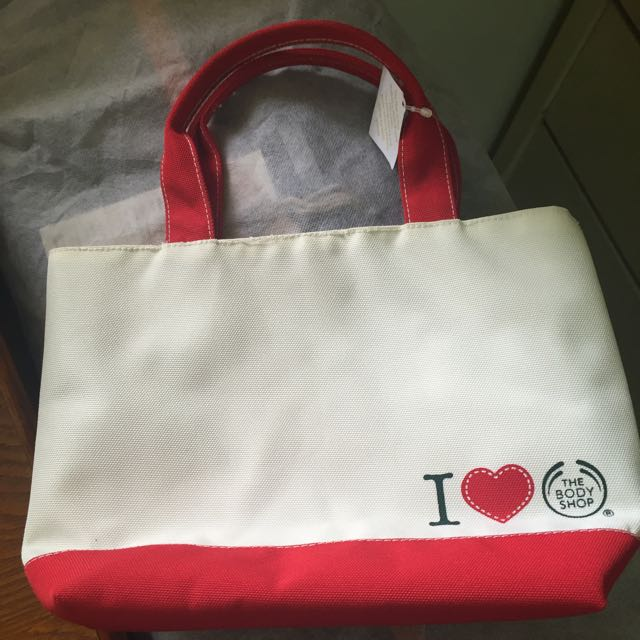 THE BODY SHOP 購物袋 (免運費)
