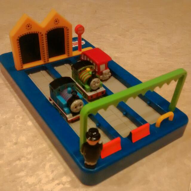 Thomas Race Set