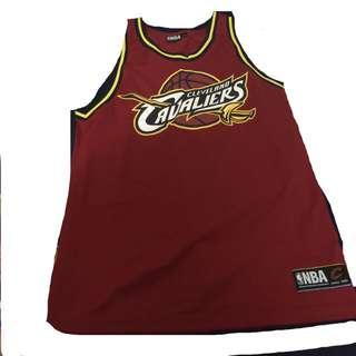 NBA騎士隊徽球衣