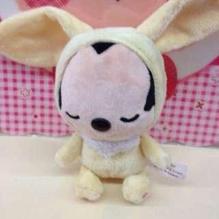 兔睡衣米奇