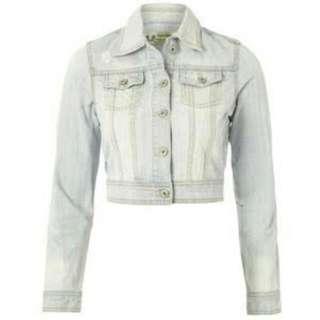 Sass Brand Denim Jacket