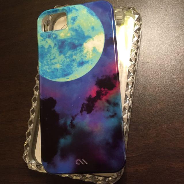100%正品 美國設計品牌 Society6聯名Case Mate iPhone 5/5s 手機殼