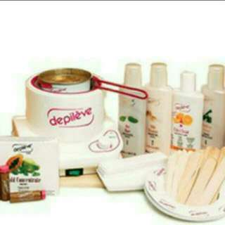 Body Waxing Promotion