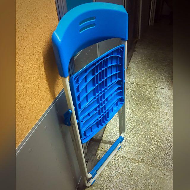 折疊椅有10張🍂